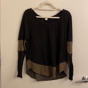 Free people women's sweater